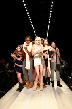 UGG Australia feiert erfolgreich Premiere auf der Mercedes Benz Fashion Week
