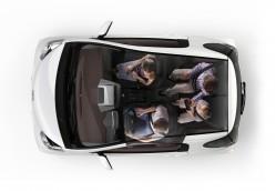 Toyota IQ - Kompakt und dennoch genug Platz für 4 Personen