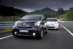 Toyota IQ - Antrieb