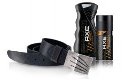 AXE Instinct Genuine Leather Gewinnspiel