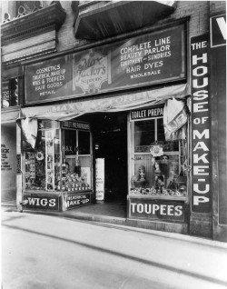 Hill Street Store Los Angeles 1940
