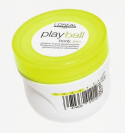 play ball body jam LOREAL Professionnel