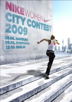 NikeWomen City Contest 2009
