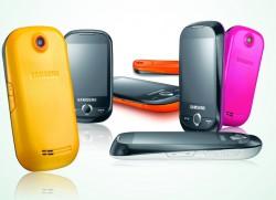 Samsung Corby S3650 Farben
