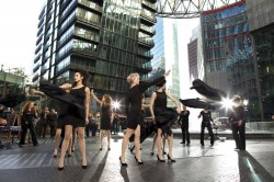 WELLA Style Up SONYCENTER Berlin