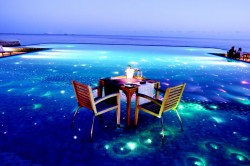 Destination Dining at Huvafen Fushi