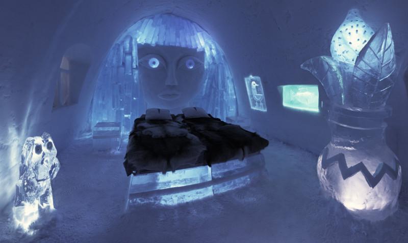 icehotel das coolste hotel der welt my lifestyle blog. Black Bedroom Furniture Sets. Home Design Ideas
