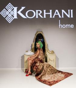 Bonnie Strange KORHANI Carpet Couture