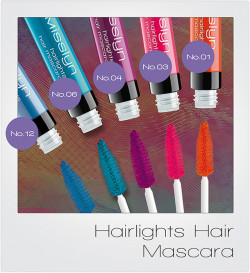 misslyn Hairlights - Hair Mascaras