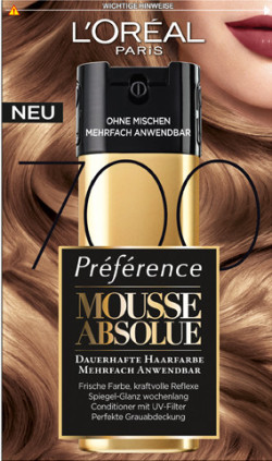 lOreal Paris Mousse Absolue