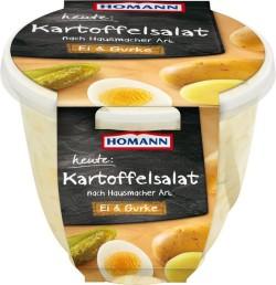 Homann HEUTE Kartoffelsalat Ei und Gurke