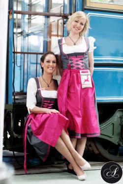 TrachtenBrummsel Jessie-Gwen Ellis in Drindl Grace