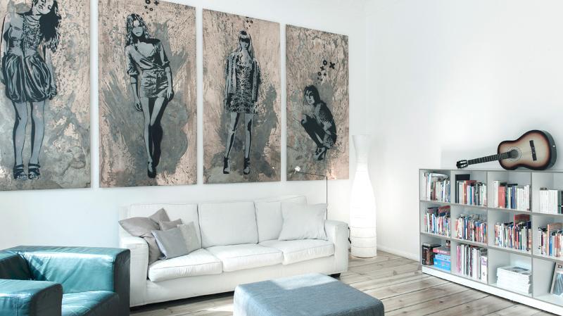 suite 030 hotelluxus in den sch nsten apartments berlins my lifestyle blog. Black Bedroom Furniture Sets. Home Design Ideas