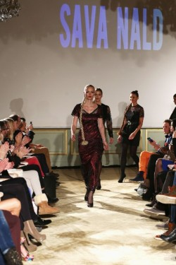 SAVA NALD präsentiert aktuelle Kollektion bei der Berlin Fashion Week