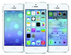 apple ios 7 iPhone 5s 6