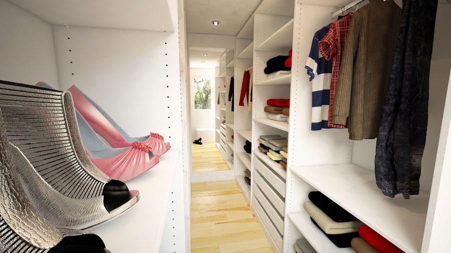 Begehbarer Kleiderschrank nach Maß | My LifeStyle Blog