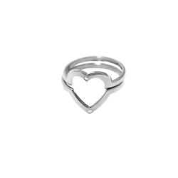 Ring Herzstücke silber_madetolovejewelry