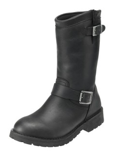 BOOT_LONG BLACK LEATHER_808_HRp
