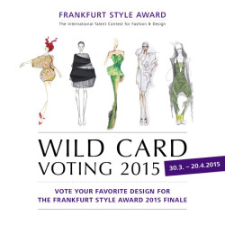 Frankfurt STYLE AWARD_WILD CARD