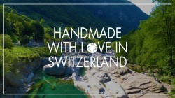 Handmade in Switzerland