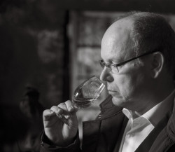 HSH Prince Albert II of Monaco at Glenmorangie Distillery