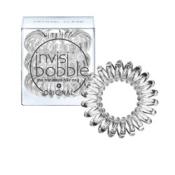 invisibobble ORIGINAL_Crystal Clear_Packaging_Single