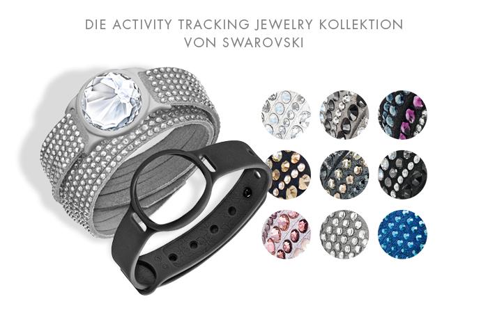 swarovski lanciert die activity tracking jewelry kollektion my lifestyle blog. Black Bedroom Furniture Sets. Home Design Ideas