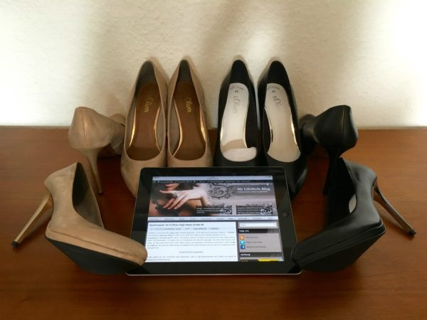 gewinnspiel 4x s oliver high heels gr e 40 beendet. Black Bedroom Furniture Sets. Home Design Ideas