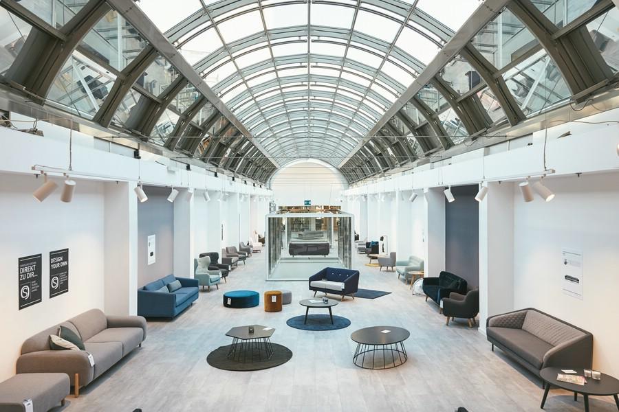 d nischer m belhersteller sofacompany er ffnet deutschen showroom my lifestyle blog. Black Bedroom Furniture Sets. Home Design Ideas
